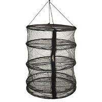Сетка-контейнер для сушки рыбы/фруктов 3 яруса, d 40 см., h 55 см.