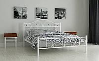 Металлическая кровать Элиз 140х200 см. Мадера