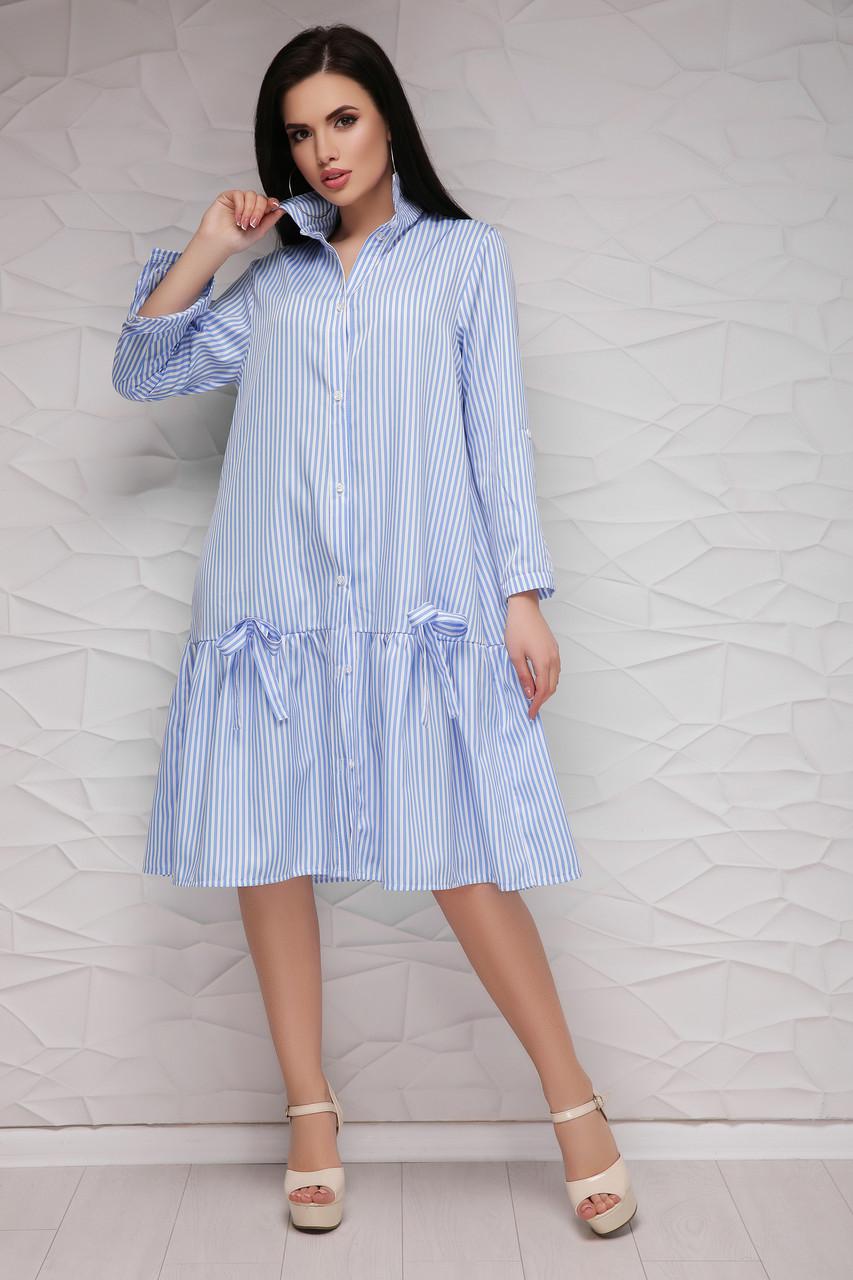 3bab1a55146a184 Платье-рубашка Кейт (полоска): продажа, цена в Харькове. платья ...