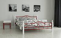 Металлическая кровать Мадера 80х190 см. Мадера