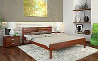 Деревянная кровать Роял 90х190 см. Arbor Drev