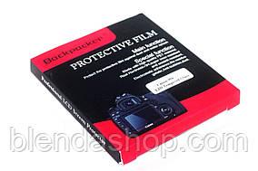 Защита LCD экрана Backpacker для Olympus PEN-F- закаленное стекло