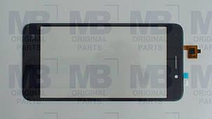 Сенсор (тачскрин) Nomi i5012/i5013 EVO M2/EVO M2 Pro синий, оригинал!, фото 2