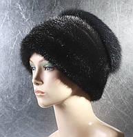 Женская меховая шапка Чиполлино