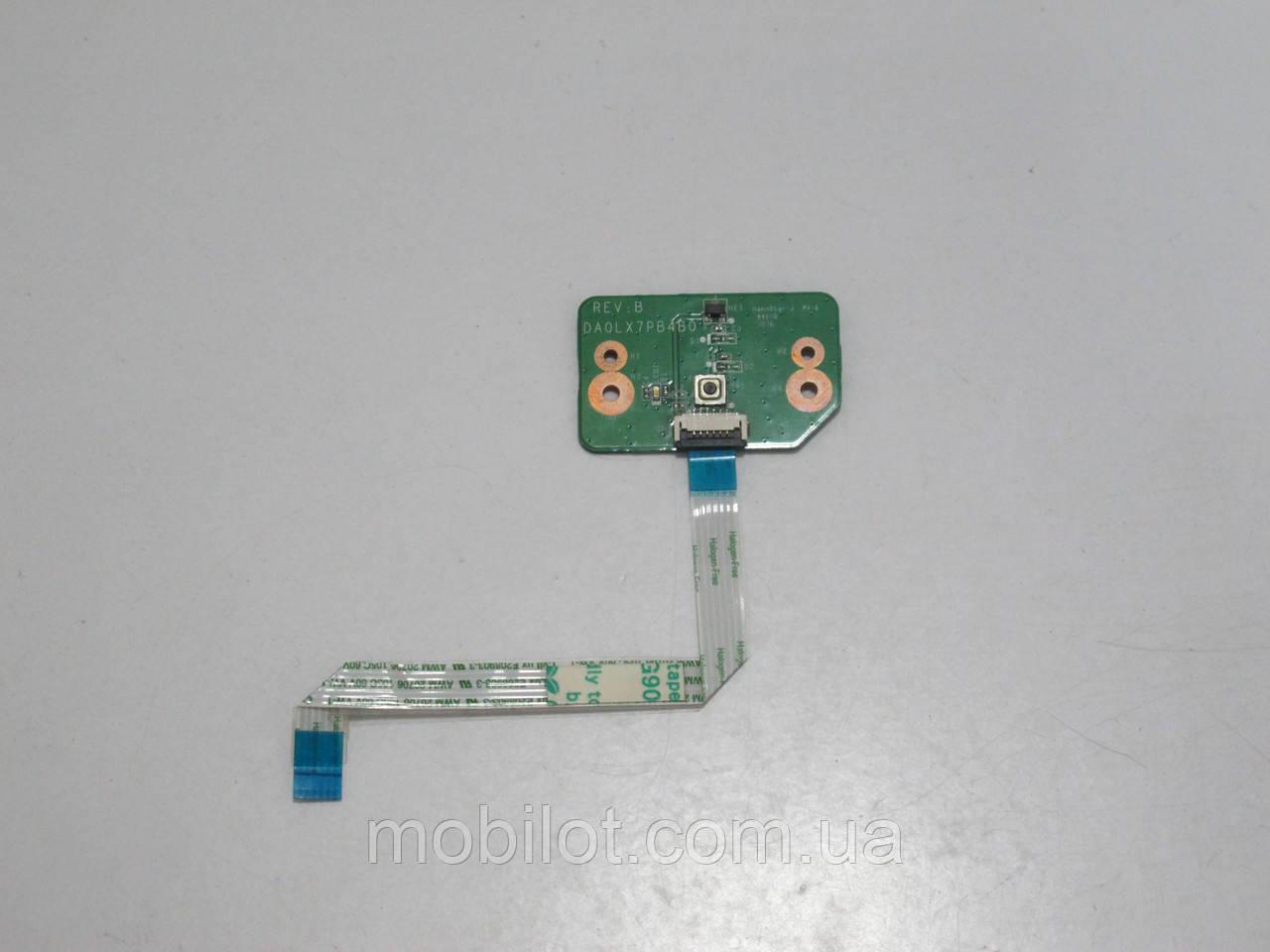 Кнопка включения HP DV7-4000 (NZ-6079)