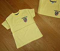 Детские футболки оптом, 4-9 лет