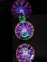Плазменный шар Plasma ball Large 14см 6 дюймов Катушка Тесла