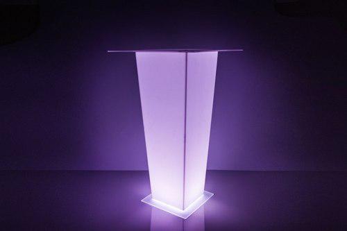 LED барный стол TWO