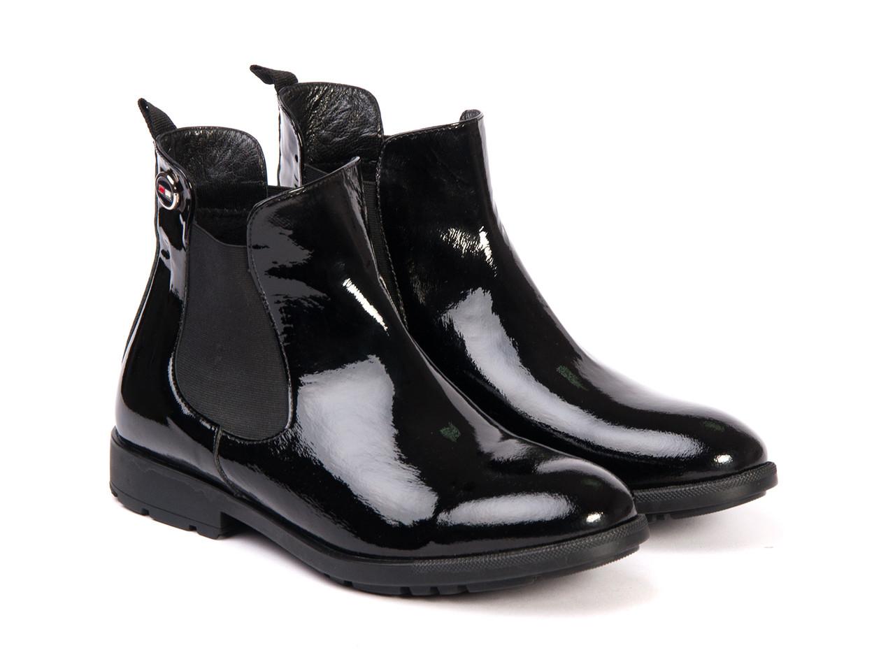 Ботинки Etor 4269-0-7134 черные, фото 1