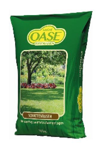 Семена тенеустойчивой газонной травы 10 кг, Германия
