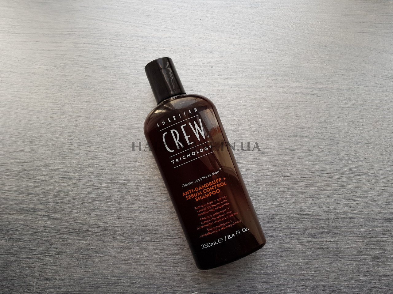 Балансирующий шампунь против перхоти для жирной кожи головы Anti Dandruff + Sebum Control Shampoo 250 мл