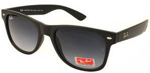 Солнцезащитные очки Ray Ban Wayfarer модель №101 матовые