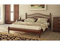 Деревянная кровать Л-208 140х190 см. Скиф