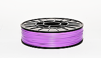 PLA пластик для 3D печати, 2.85 мм, 0.75 кг 0.75 кг, фиолетовый