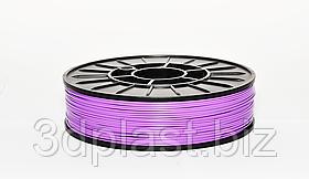 PLA пластик 3Dplast для 3D принтера 2.85 мм фиолетовый