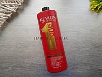 Безсульфатный бальзам-шампунь REVLON Professional Uniq One Conditioning Shampoo 1000 ml