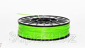 PLA пластик 3Dplast для 3D принтера 2.85 мм зеленый-травяной