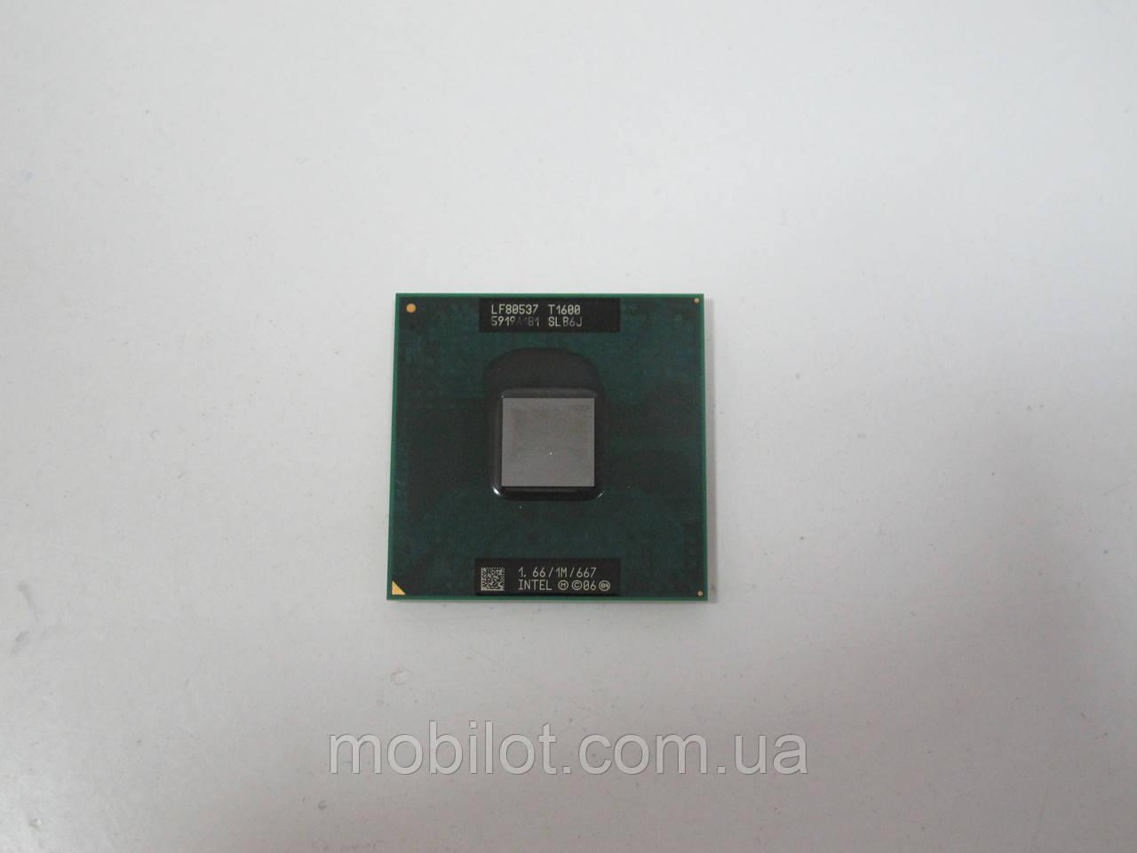 Процессор Intel Celeron T1600 (NZ-6082)