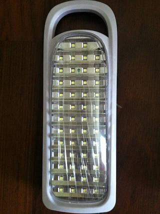 Светильник аккумуляторный фонарь  лампа   50 LED  YJ-6803