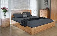 Деревянная кровать Грин плюс с механизмом 90х190 см. Meblikoff