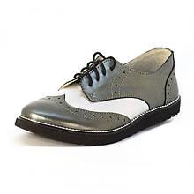 Туфли на шнурках 7931