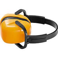 Наушники защитные складные пластмассовые дужки SPARTA 893555