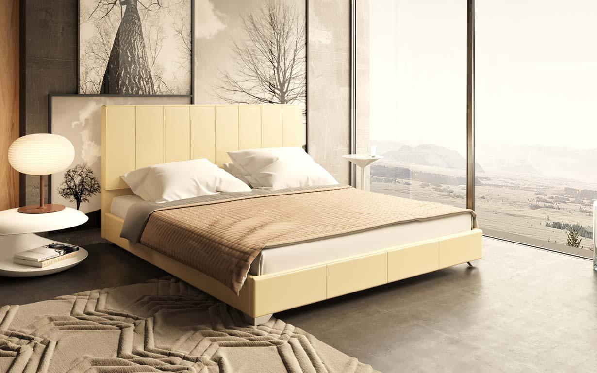 Кровать Бест 90х200 см. Novelty