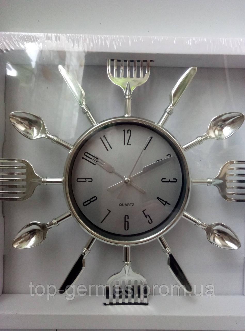 "Часы для кухни 26""24"