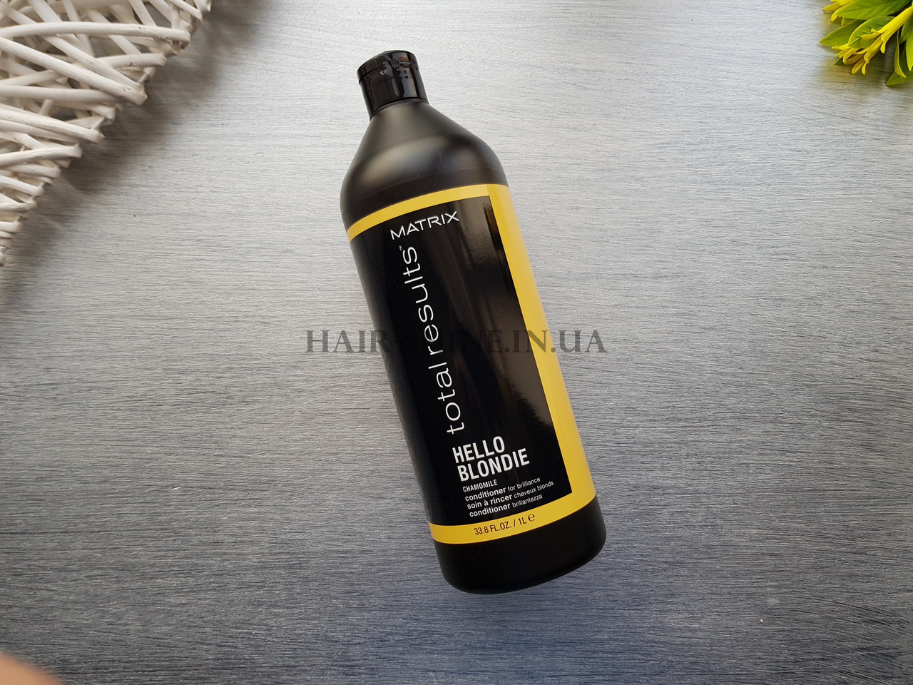 Матрикс - Кондиционер с экстрактом ромашки для волос блонд - Total Results Hello Blondie Conditioner 1000 мл