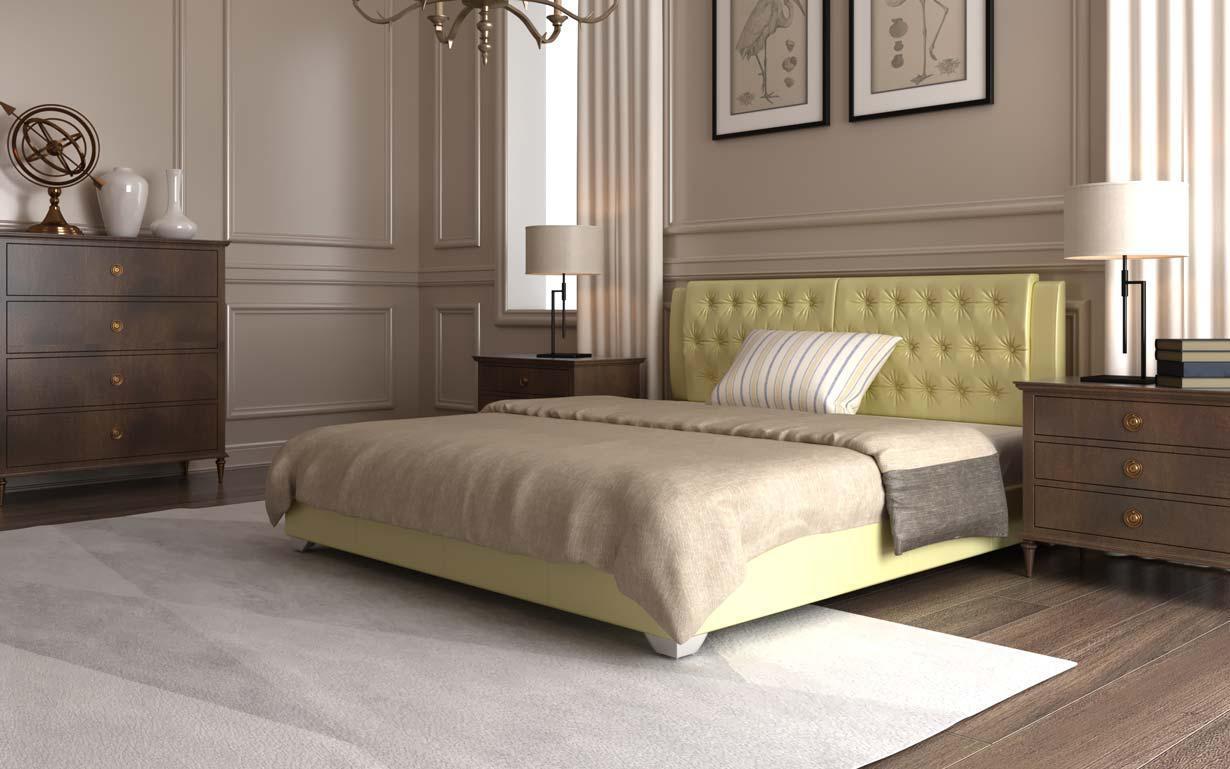 Кровать Тиффани 120х200 см Novelty
