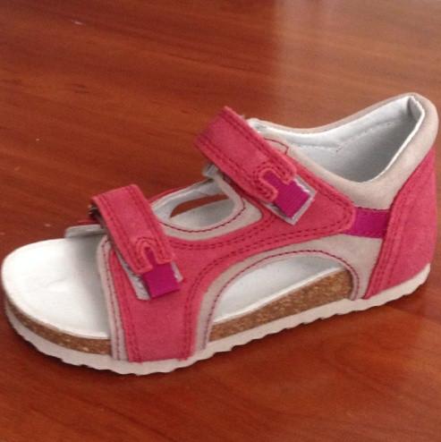 Ортопедичне взуття босоніжки дитячі для дівчинки Ortex Т-32