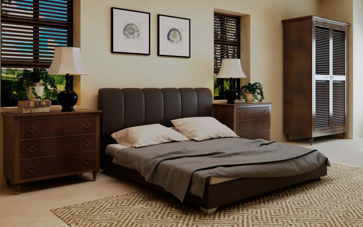 Кровать Олимп с подъемным механизмом120х200 см Novelty