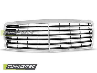 Решетка радиатора тюнинг Mercedes W202 стиль Avantgarde