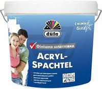 Шпаклівка фінішна Dufa Acryl - Spachtel Dufa 8 кг