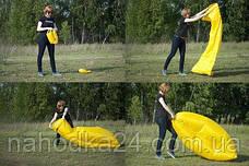 Lamzak КАЧЕСТВЕННЫЙ Надувной шезлонг диван мешок матрас Ламзак Lamzac AIR CUSHION, фото 2
