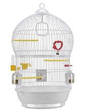 Ferplast (Ферпласт) Клетка для птиц (BALI) белая.   43 см×68,5