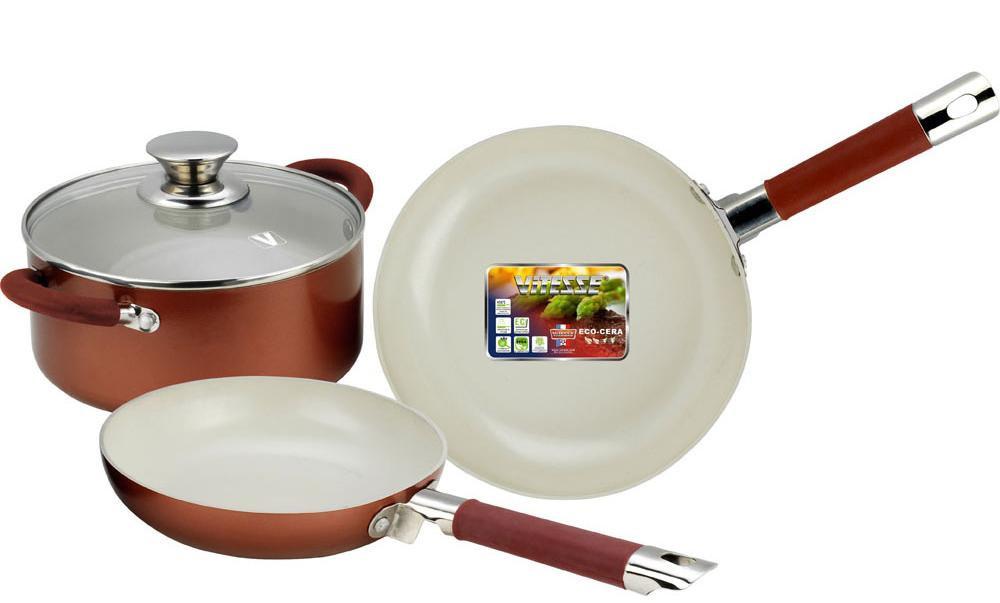 Набор посуды Vitesse VS-2238 (4 предметов)