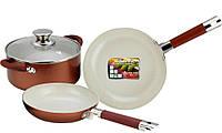 Набор посуды Vitesse VS-2238 (4 предметов), фото 1