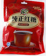 Тростниковый сахар коричневый 400г tm HHSD