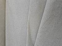 Льняная плотная неокрашенная ткань (шир. 150 см)