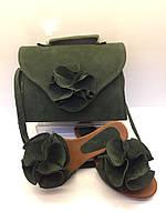 Комплект (обувь+сумка) Турция под заказ