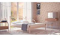 Металлическая кровать Франческа 140х190 см. Металл-Дизайн, фото 1