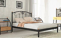 Металлическая кровать Монро 80х190 см. Металл-Дизайн