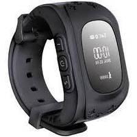 Детские часы с GPS Smart Baby Watch Q50 (черные, темно-синие)