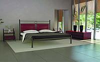 Металлическая кровать Николь 80х190 см. Металл-Дизайн