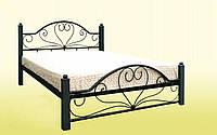 Металлическая кровать Джоконда 140х190 см. Металл-Дизайн