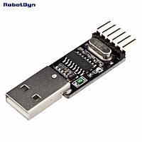 USB 2.0 - UART TTL переходник на CH340G