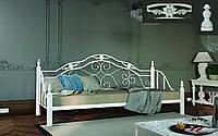 Металлическая кровать Леон 80х190 см. Металл-Дизайн, фото 1