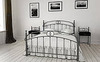 Металлическая кровать Тоскана 160х190 см. Металл-Дизайн