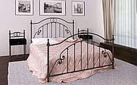 Металлическая кровать Флоренция 160х190 см. Металл-Дизайн